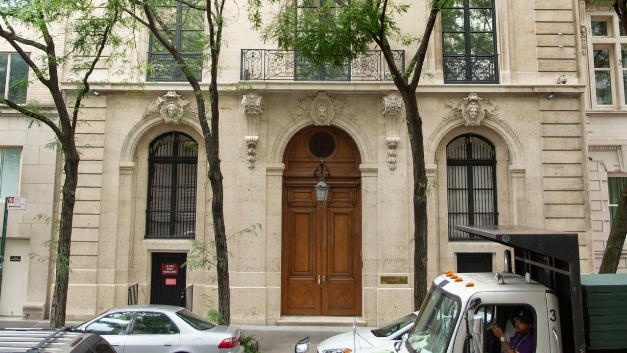 An expatriate investment banker has been revealed as buyer of Jeffrey Epstein's New York townhouse, which sold for $US37 million less than it's listing price.