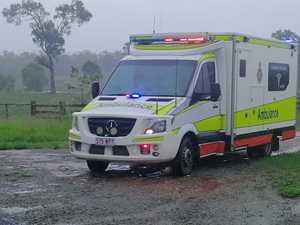 Crash victim taken to hospital after Maroochy River smash