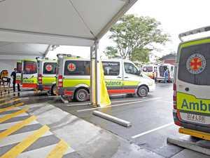 Internal leak reveals ramping crisis at Qld hospitals