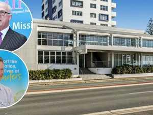 Major developer set to pounce on mayor's beachfront property
