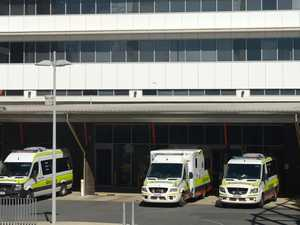 Ambulance ramping not isolated to Gladstone Hospital