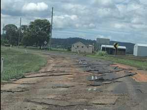 UPDATE: Flood Damage, road closed after rain wreaks havoc