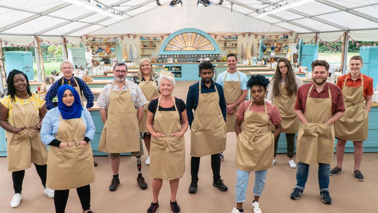 The Great British Bake Off season 11
