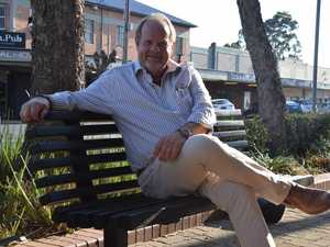 Former South Burnett councillor reprimanded for touching woman