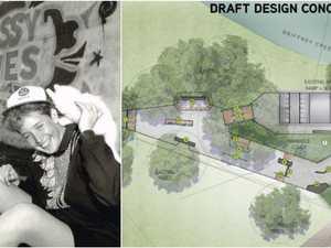 'Urban plaza' designs confirmed for Clinton skate park