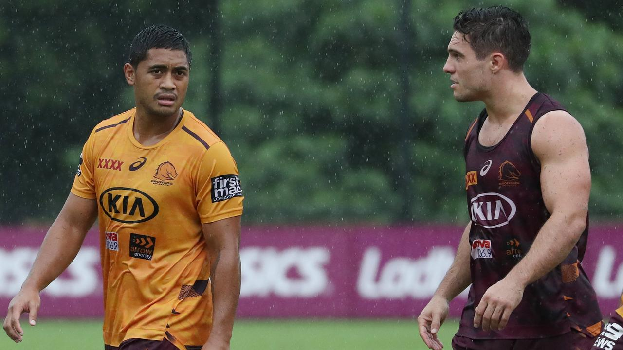 Kevin Walters is set to stick with Anthony Milford and Brodie Croft.