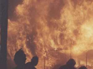 Shock claim in deadly ghost train fire