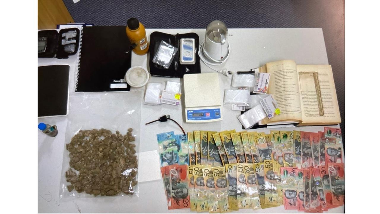 Police from Morven and Augathella Police Stations have made significant drug arrests in relation to Operation Tango Payson during the month of March.
