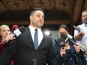 Hot as hell': Victim's texts to Hayne