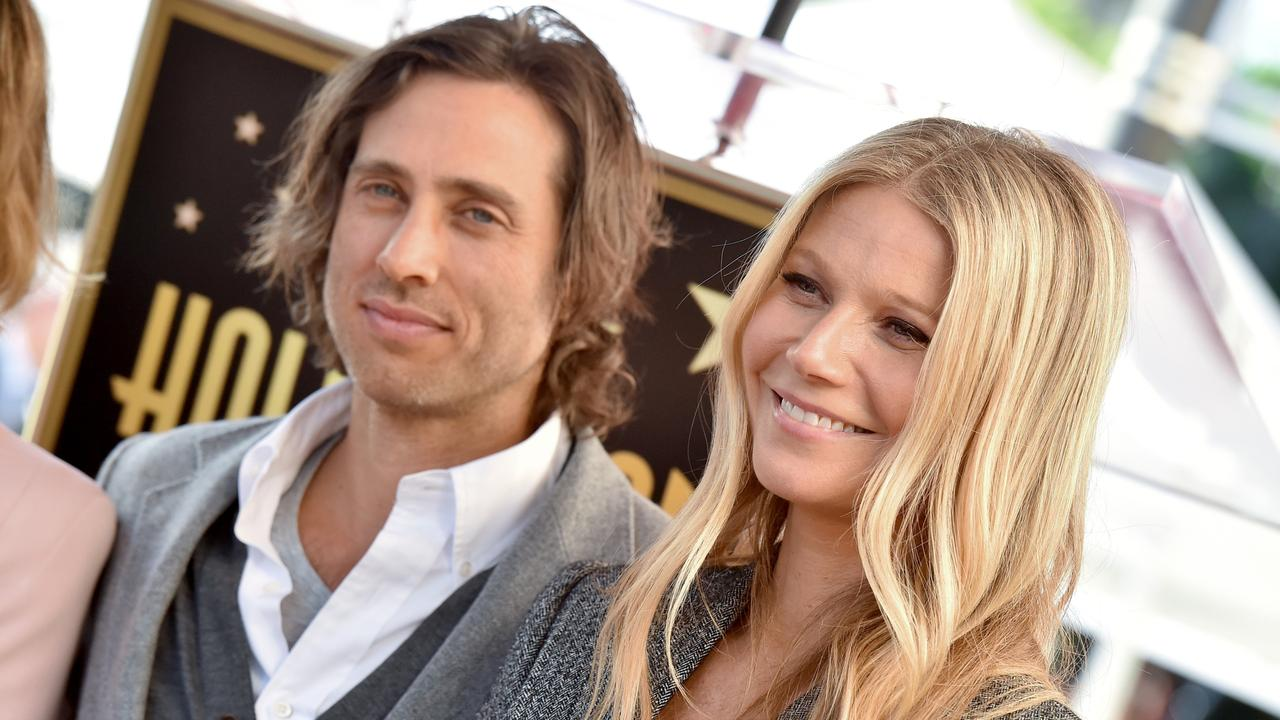 Brad Falchuk and Gwyneth Paltrow. Picture: Axelle/Bauer-Griffin/FilmMagic