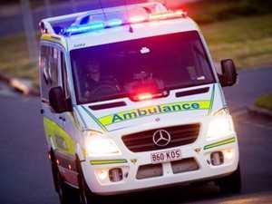 Child struck by car in Yarraman