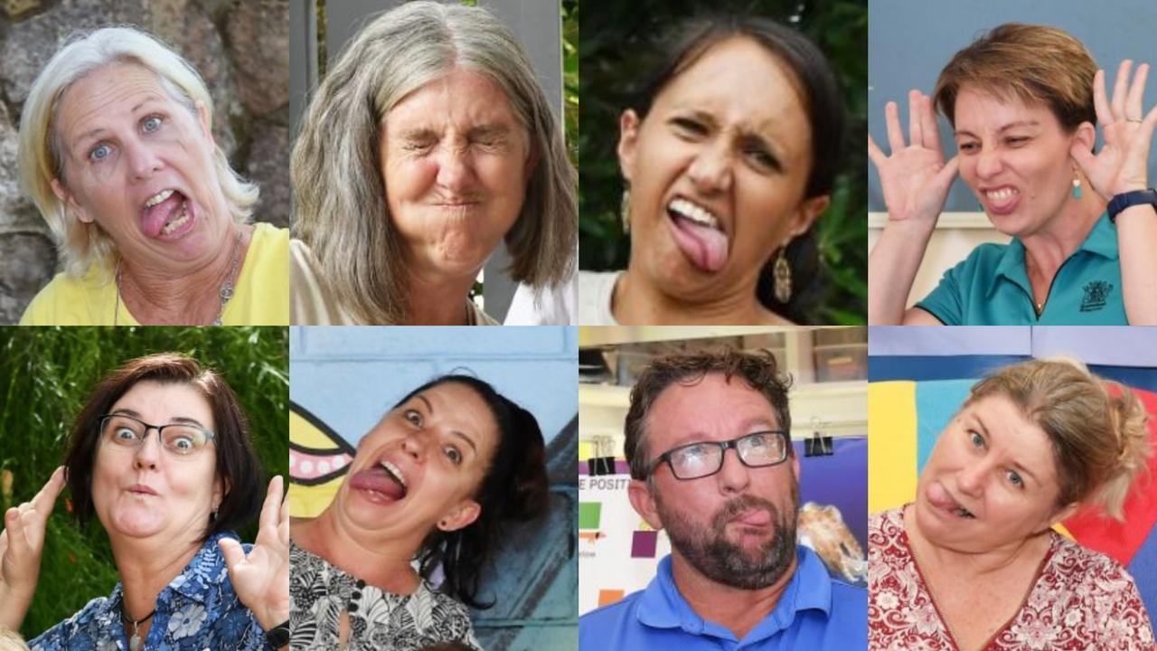 Prep teachers of Gympie region (Collage).