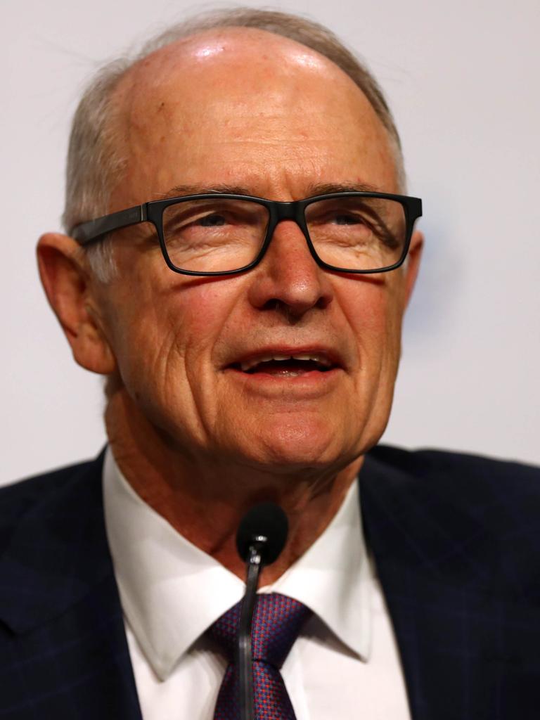 Economist Professor Ross Garnaut. Picture: Aaron Francis/The Australian