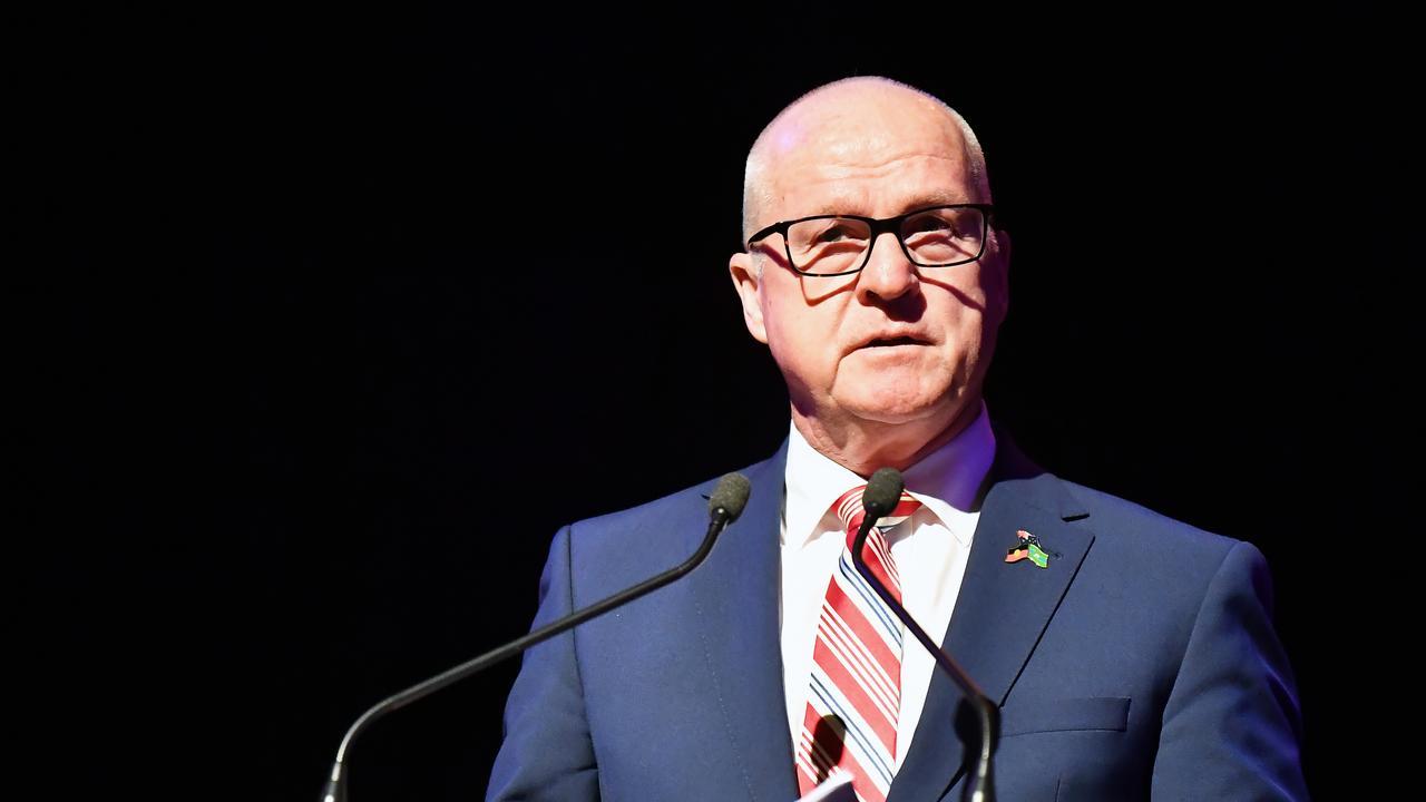 Mayor Mark Jamieson. Sunshine Coast Australia Day Awards 2021. Picture: Patrick Woods.