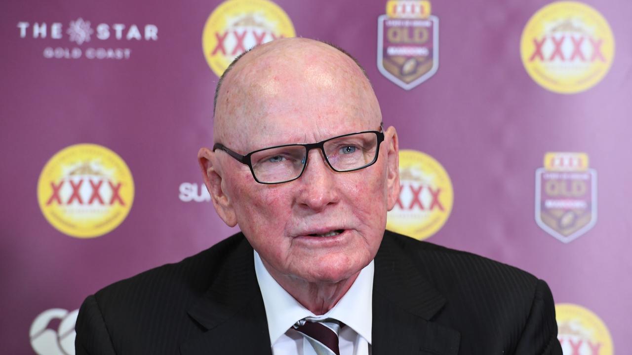 NRL 2021: QRL chairman Bruce Hatcher, Peter V'landys' expansion face-off