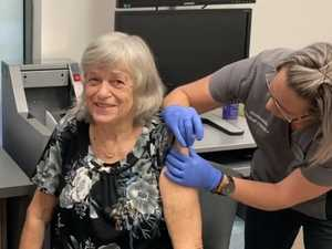 WATCH: COVID vaccine rollout begins in Gympie