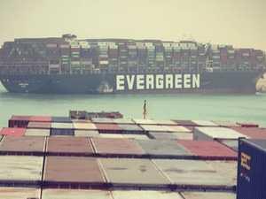 'Catastrophic': Mega ship blocks Suez Canal