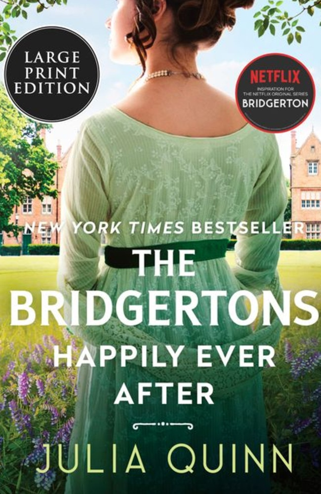 And still more ... The Bridgertons Happily Ever After by Julia Quinn