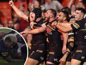 Munster in strife as Kikau saves Penrith in stunner