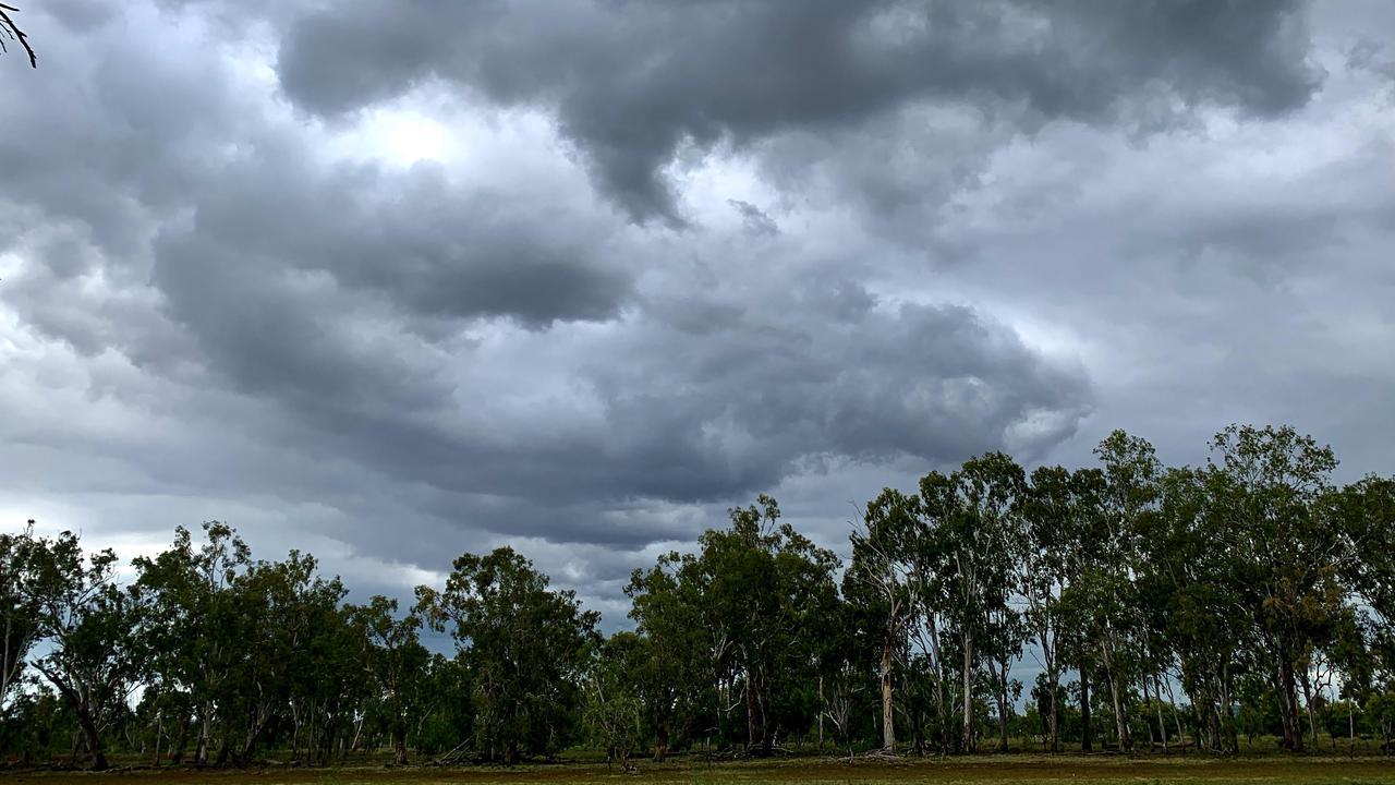 A storm over Yeppen Lagoon.