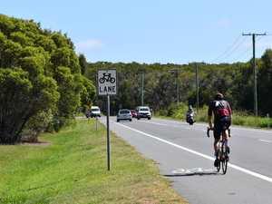 Motorist's behaviour to avoid cyclist cost $507