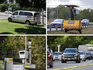 FULL LIST: Speed cameras revealed ahead of holidays