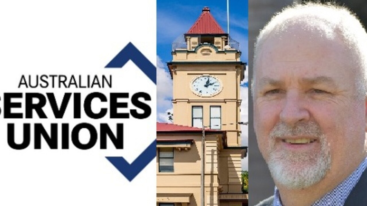Gympie council CEO Shane Gray has categorically denied claims made in a new and extraordinary social media attack on the council involving a leaked Service Union email