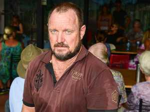 Former firey appears in court over alleged stolen property