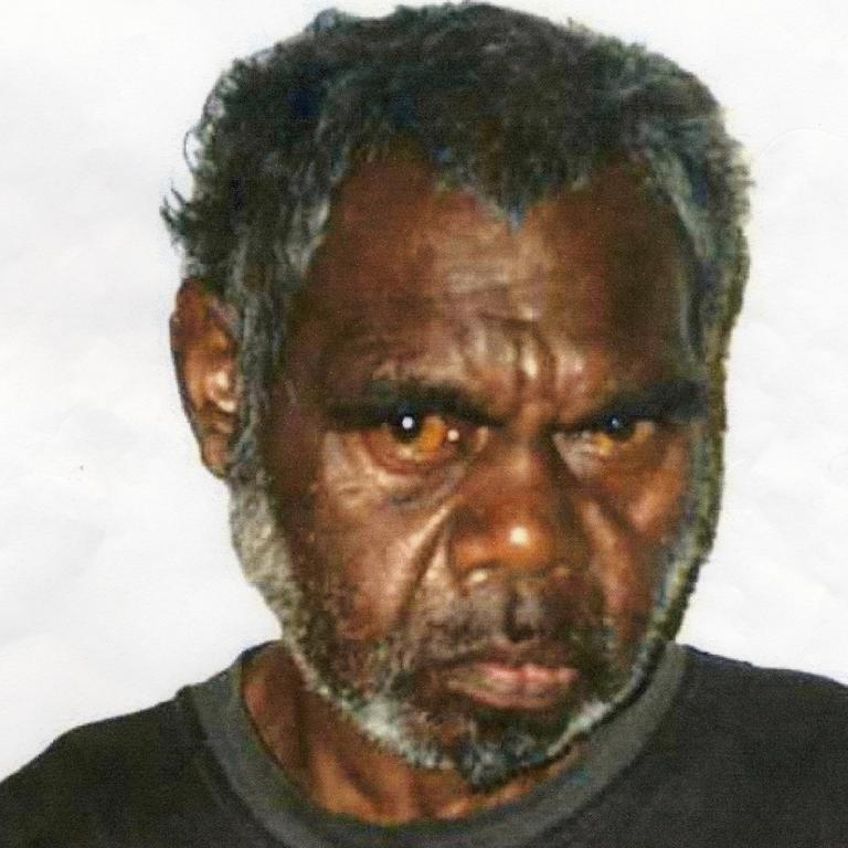 Howard Hobson died in Cairns Hospital after being found with a head injury.