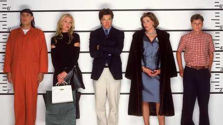 Cast of Arrested Development.