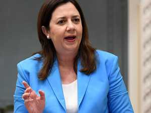Stop shaking hands now: Qld Premier