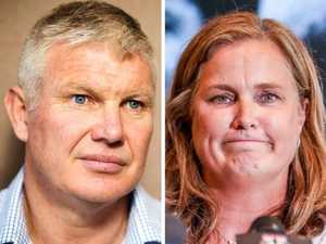 'So cruel': Frawley's wife's crippling pain