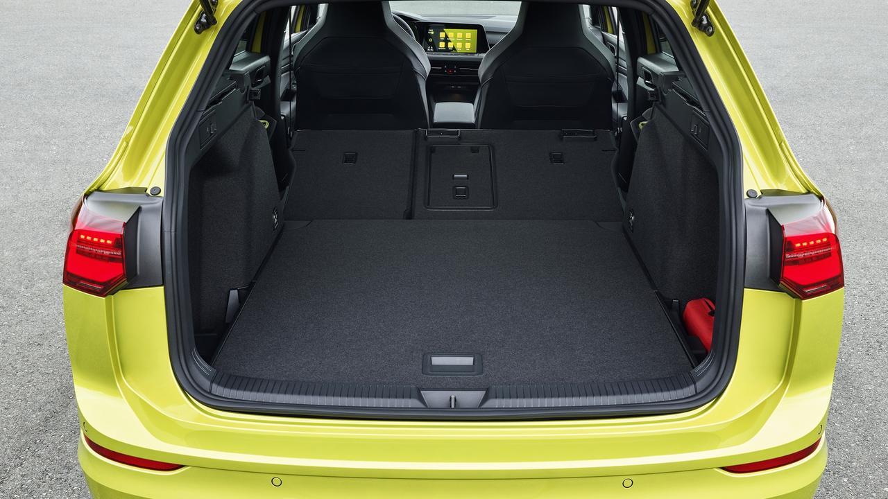 The wagon's SUV-rivalling boot space is a big selling point.