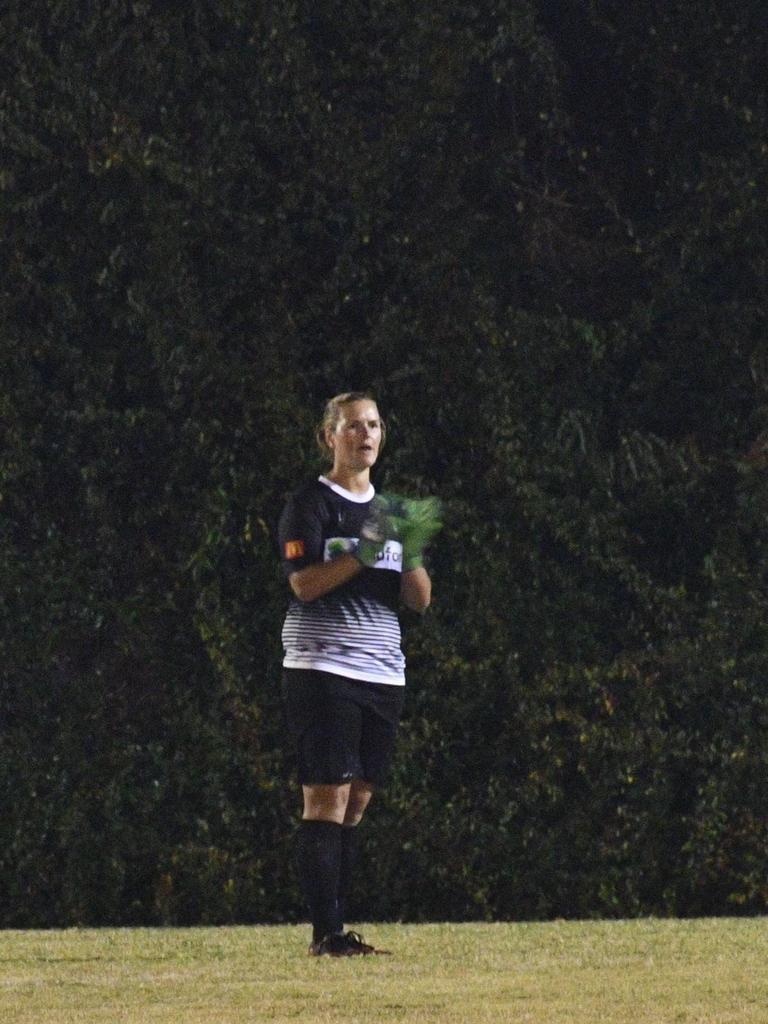 Beerwah Glasshouse premier women's player Amy Higgins