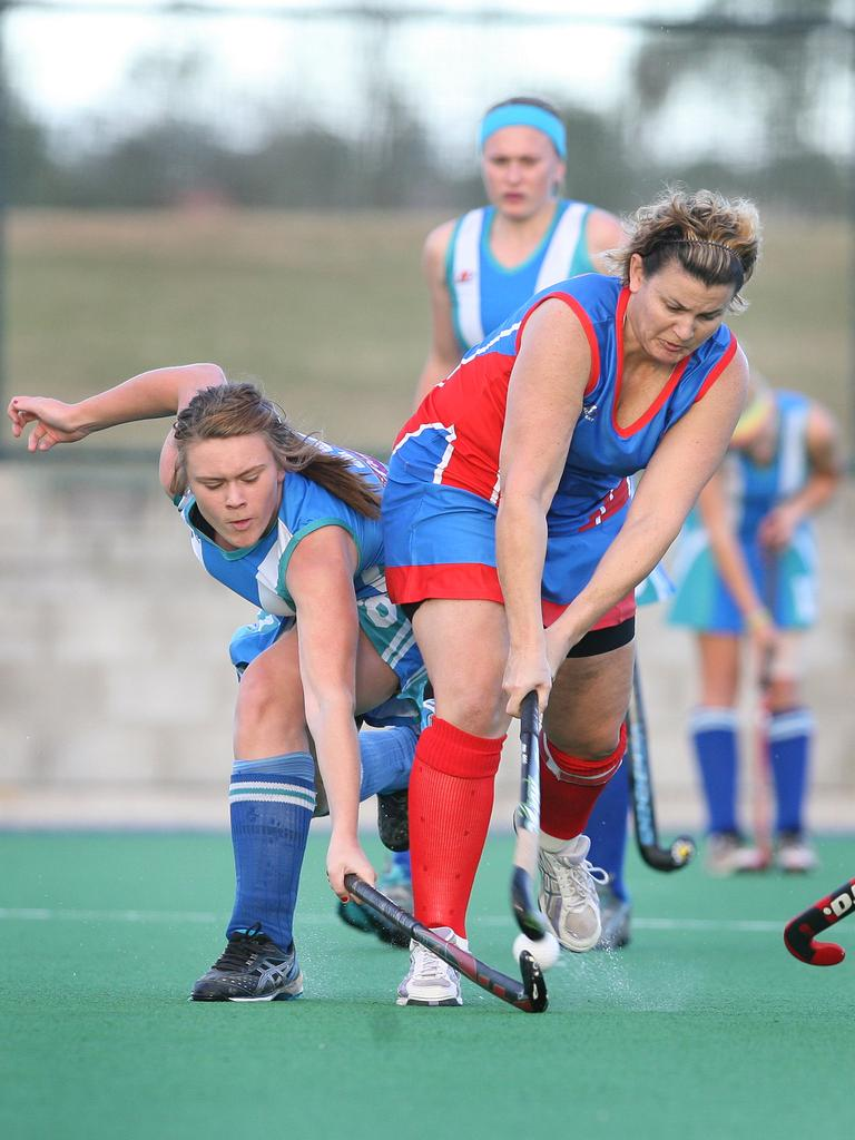 Former Swifts premiership-winning captain Anne-Marie Callow. Picture: Rob Williams