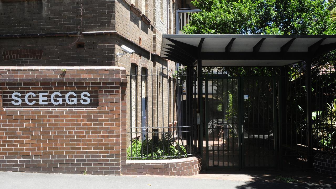 SCEGGS Darlinghurst, in Sydney's eastern suburbs.