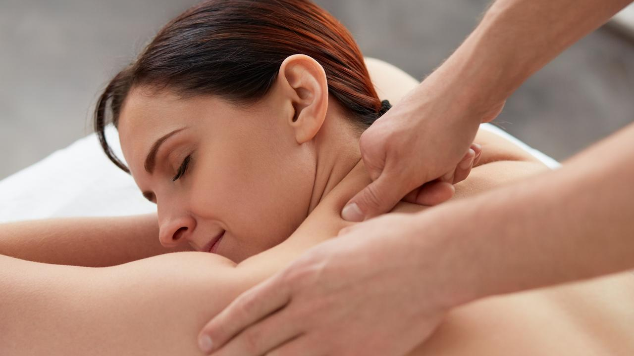 Mel Buttle loves massages, but there is one part that makes her uncomfortable.