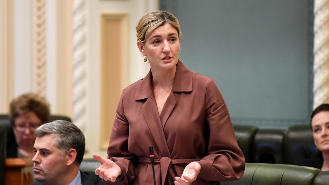 Attorney-General Shannon Fentiman. Picture: NCA NewsWire / Dan Peled