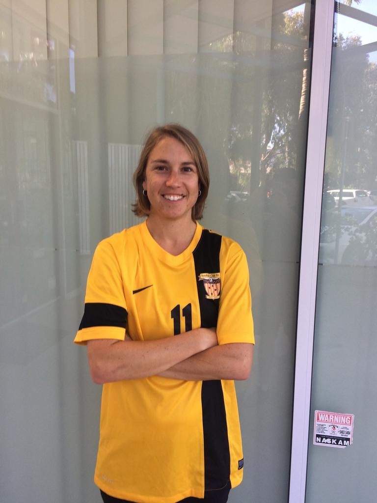 Sunshine Coast Fire premier women's player Chrissy Wegner