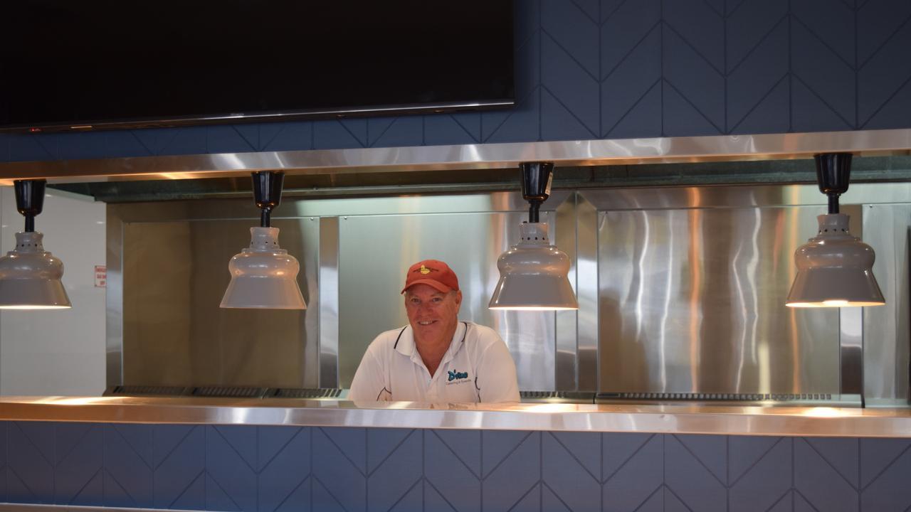 Fish D'vine co-owner Kevin Collins. Photo: File