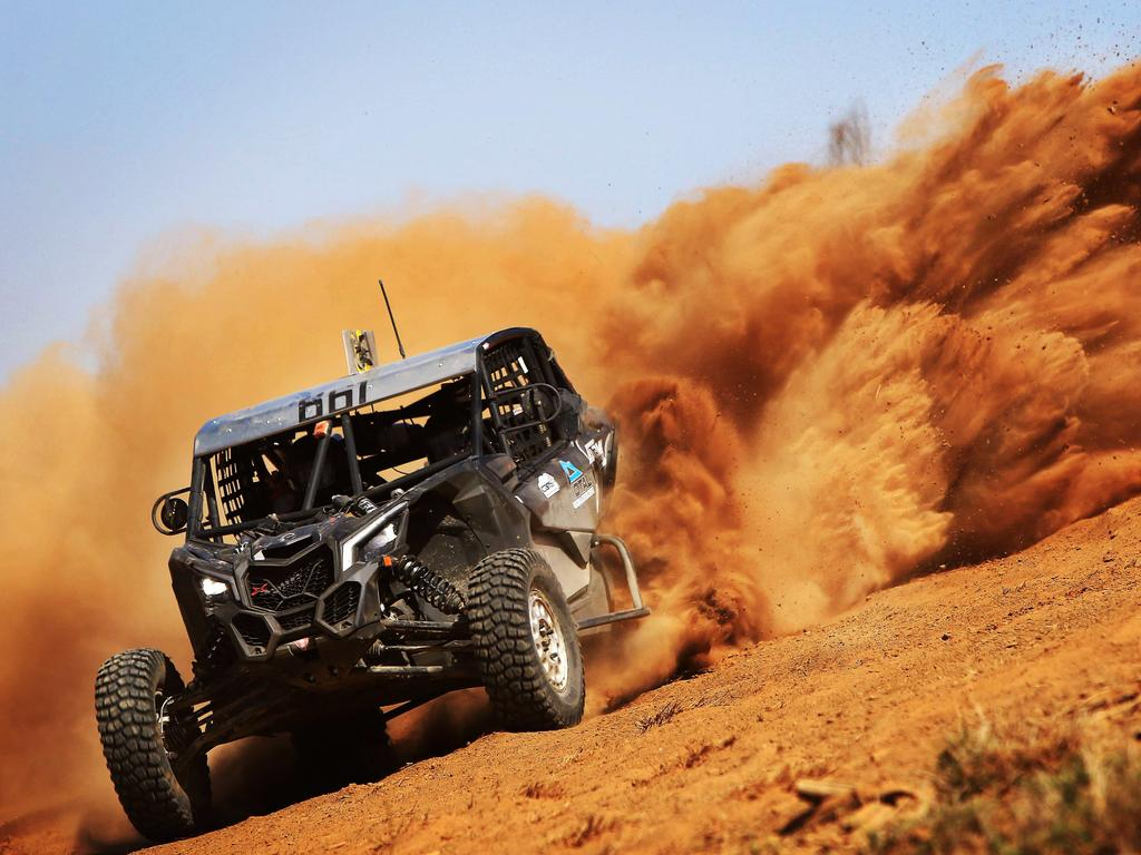 St George will have starting duties for the Motorsport Australia Off Road Championship.