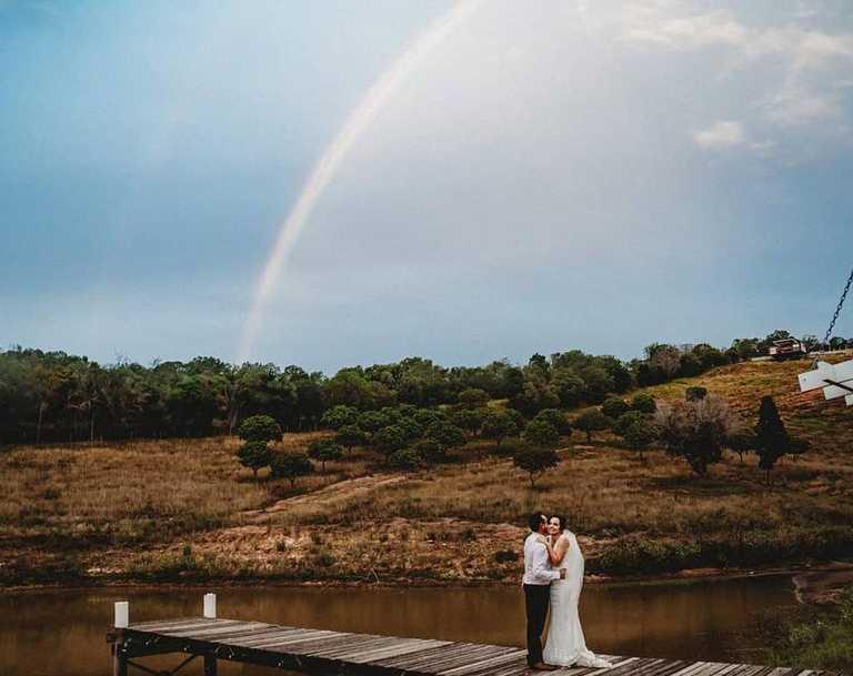 Kat Cherry Photographer captures the wedding of Adam and Emma Bradford.