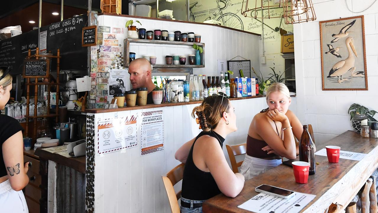 The Velo Project has been voted the best brunch spot on the Sunshine Coast. Picture: Patrick Woods.