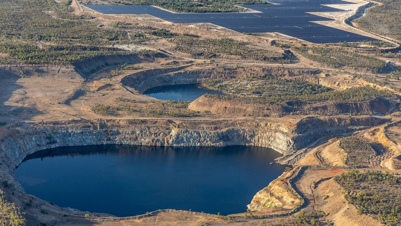 Genex Power plans to build its Kidston Pumped Hydro Storage project in the decommissioned mines.