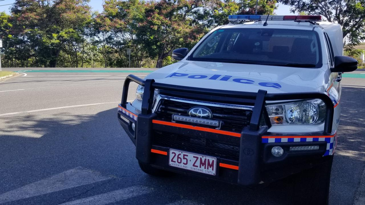 Rockhampton police were called to assist when a boat came of a trailer. Photo: File