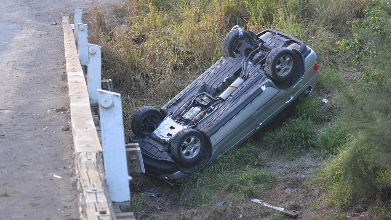 Running Creek bridge has been the site of multiple crashes.