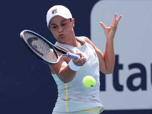 'Not pretty': Barty blindsided in Miami