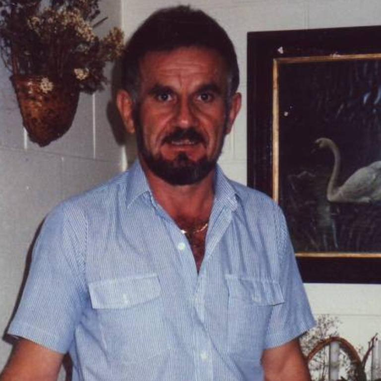 Marko Jekic, who has been missing since 1989. Police suspect he was murdered on the Cassowary Coast