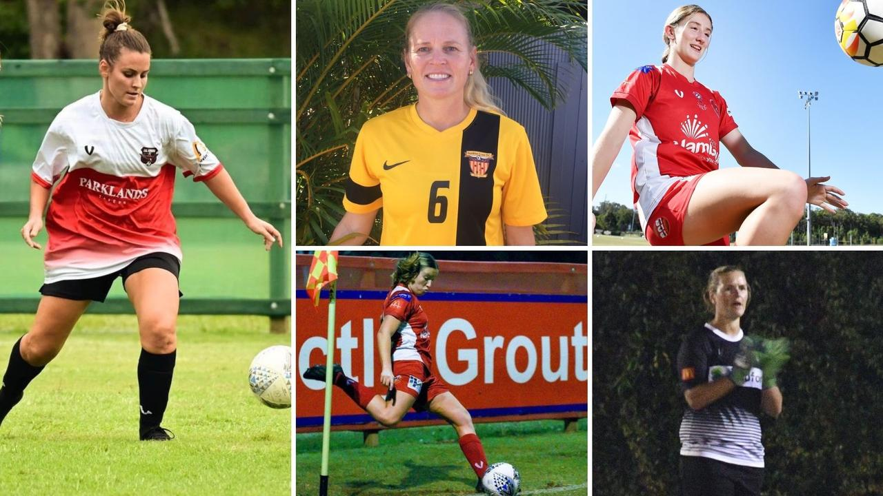 There's plenty of talent hitting the field in this year's premier women's season.