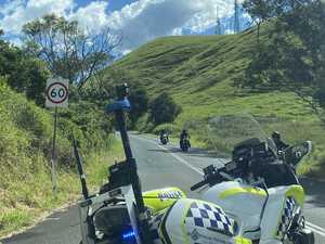 Brisbane man, 61, killed in motorbike crash on Coast road